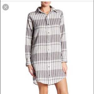 Current Elliott Shirt Dress